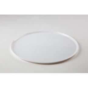 Plat à tarte / fromage en porcelaine