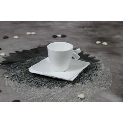 Tasse à café Design avec sa sous-tasse