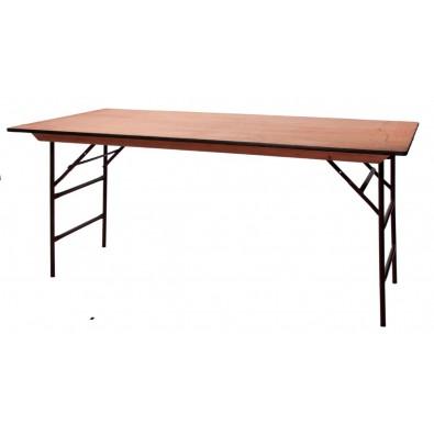 Table Buffet En Bois Pliante Concept Reception